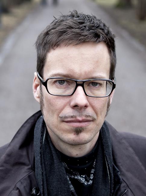 Sverker Finnstrom