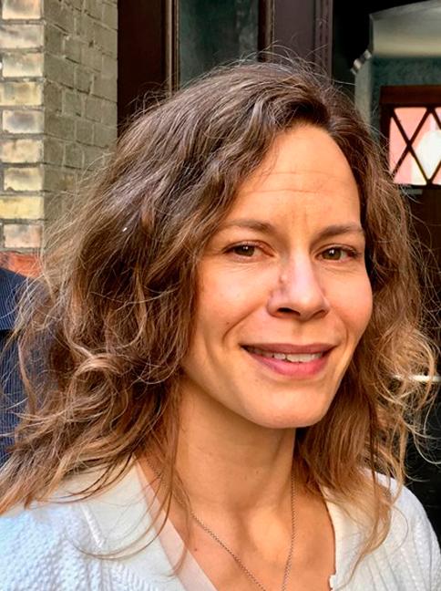 Elinor Hållén