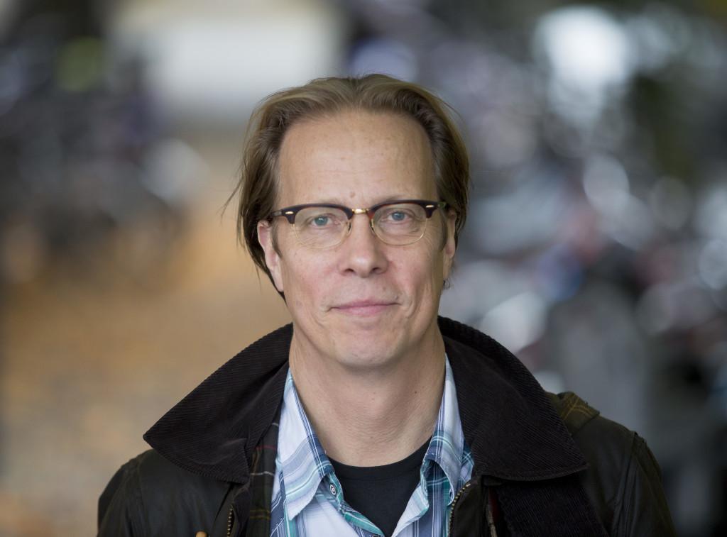 Sten Widmalm Prof. vid Statsvetenskapliga institutionen Foto. Mikael Wallerstedt