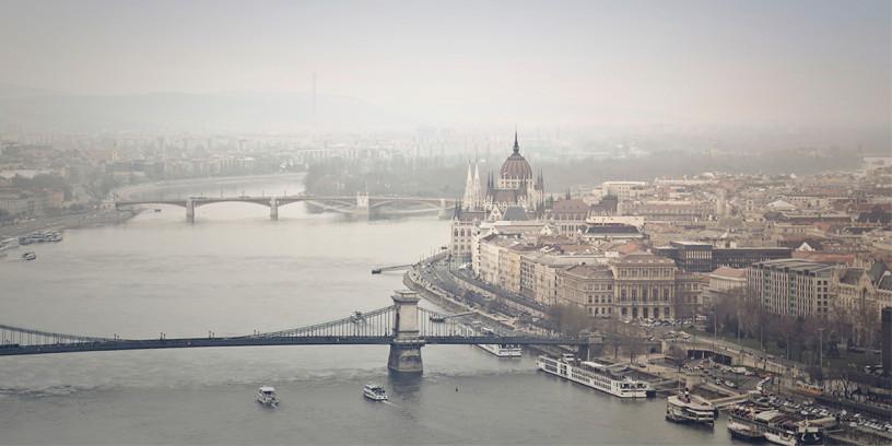 Budapest. Photo by Bruce Mars